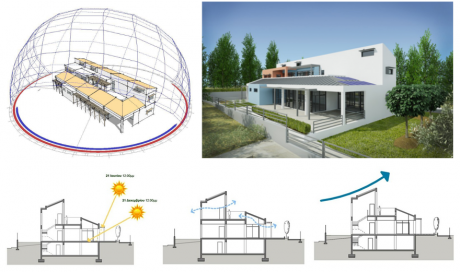 Βιοκλιματική μελέτη βρεφονηπιακού σταθμού στο Κρυονέρι (2012)