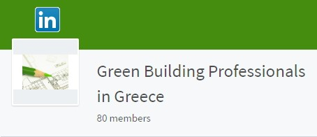 Green Building Professionals In Greece - LinkedIN Group