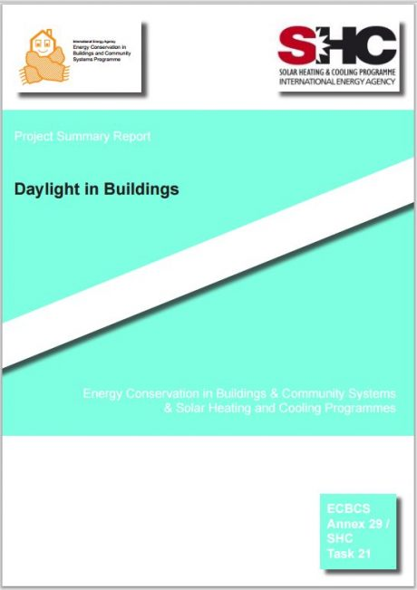 Daylight in Buildings: A Source Book