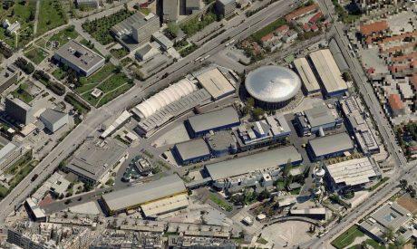 Δ.Ε.Σ.Κ.Θ. - Διεθνές Εκθεσιακό & Συνεδριακό Κέντρο Θεσσαλονίκης